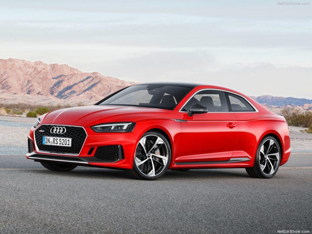 2018 Audi RS5 design