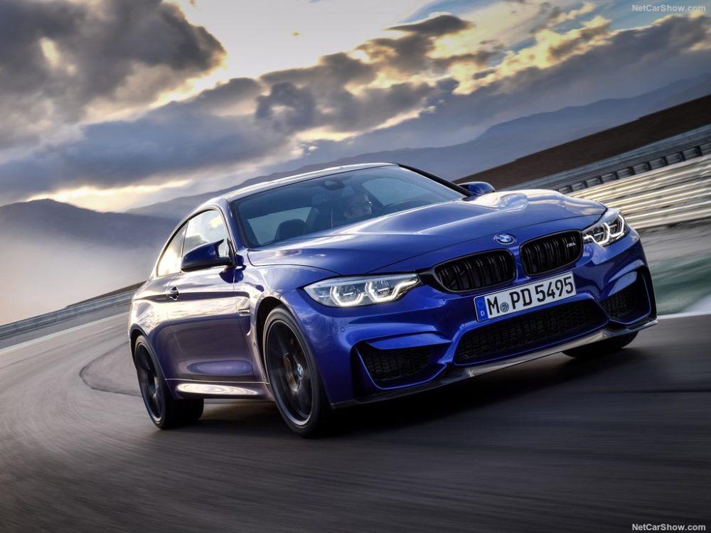 2018 BMW M4 CS11