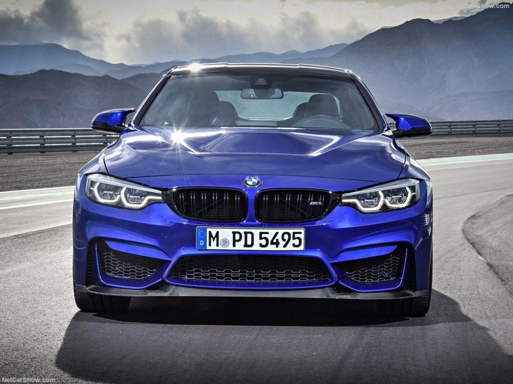 2018 BMW M4 CS18