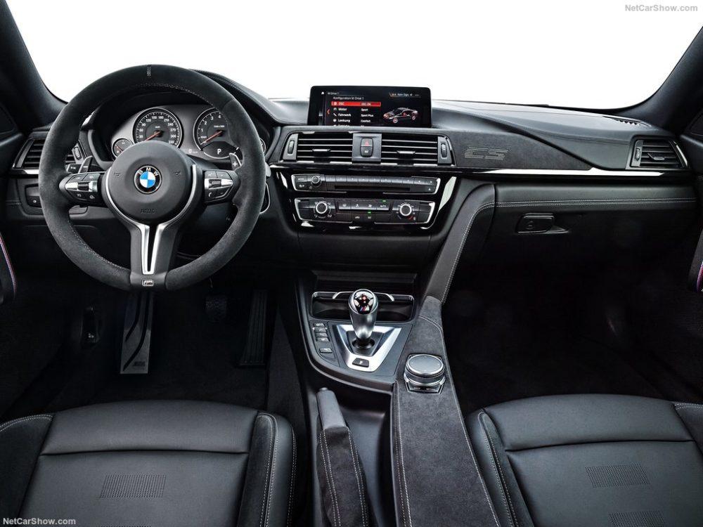 2018 BMW M4 CS19