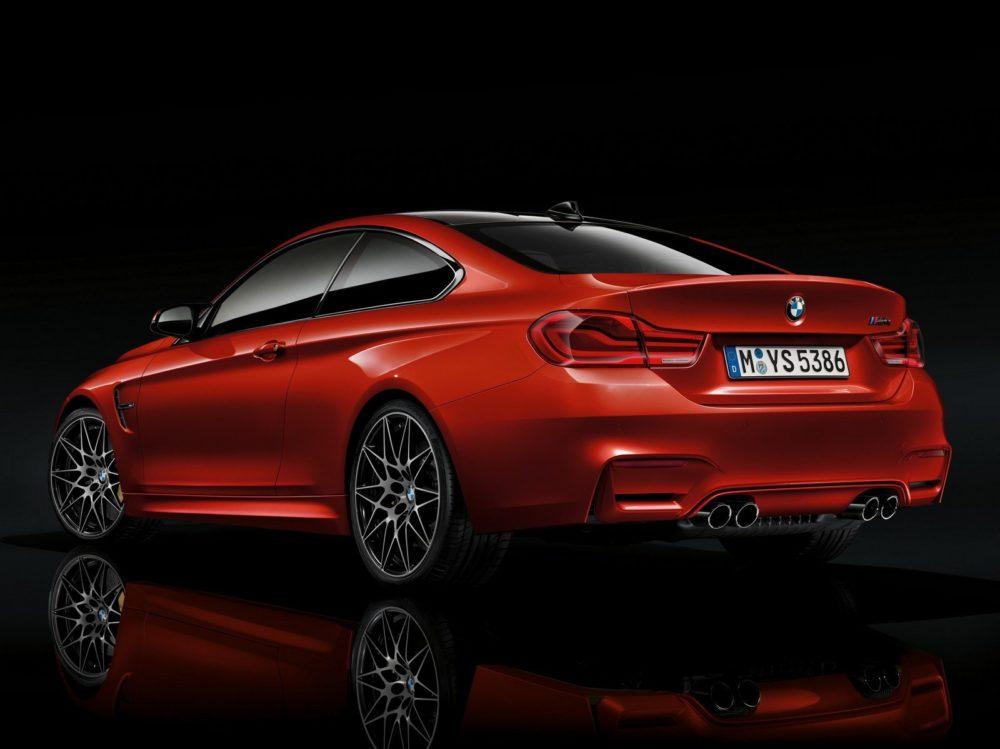 2018 BMW M4 design