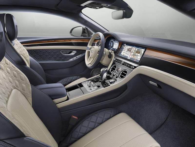 2018 Bentley Continental GTC Interior