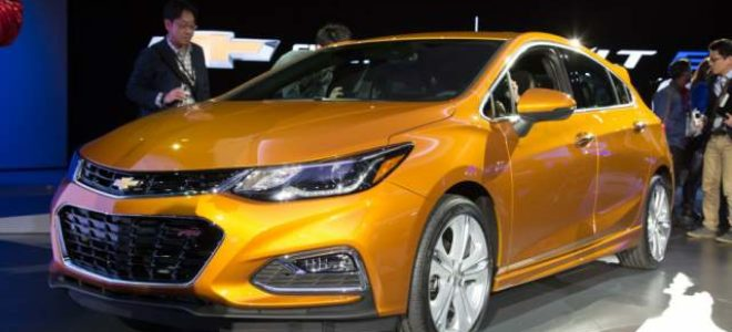 2018 Chevrolet Cruze Ss Price Release Date Interior Exterior