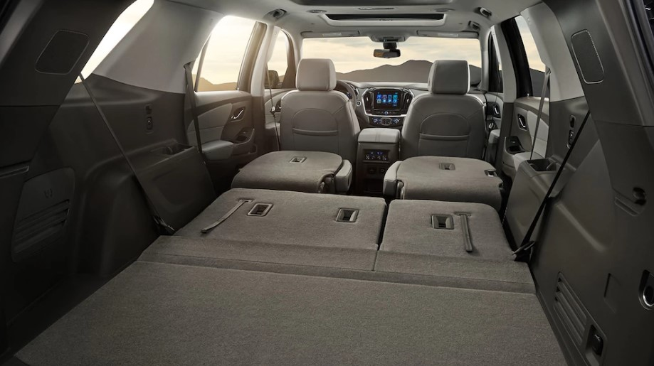 2018 Chevrolet Traverse Specs * Price * Interior * Exterior