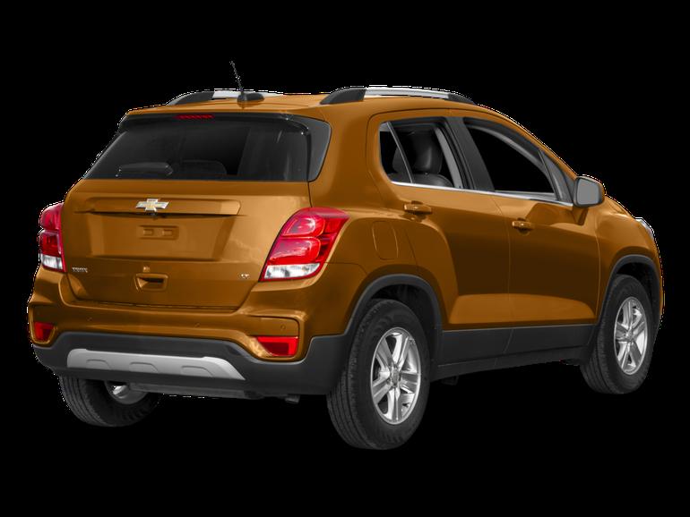 2018 Chevrolet Trax exterior