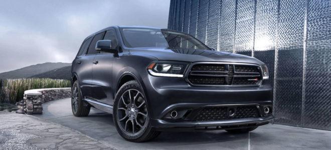 2018 Dodge Durango RT