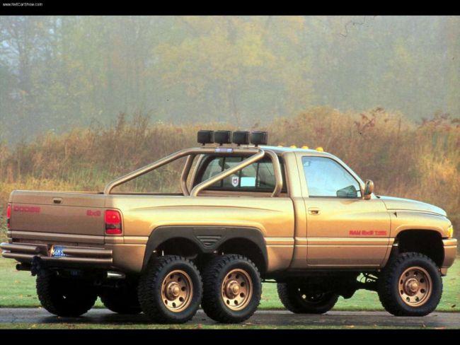 Dodge Ram T Rex on 1997 Dodge Dakota Truck