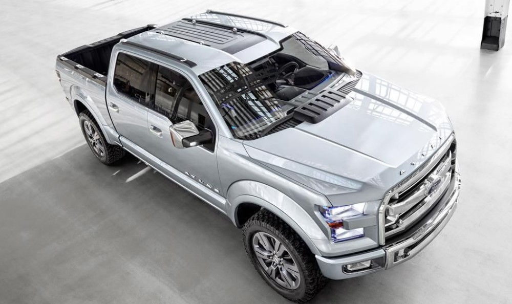 2018 Ford Atlas