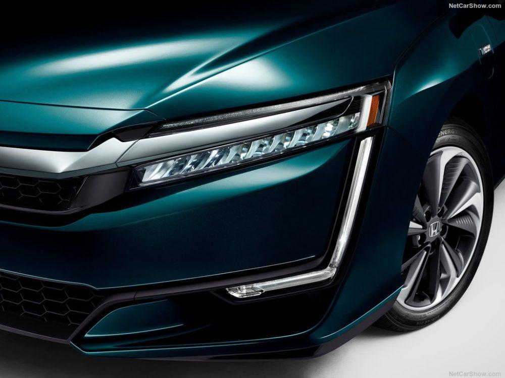 2018 Honda Clarity design