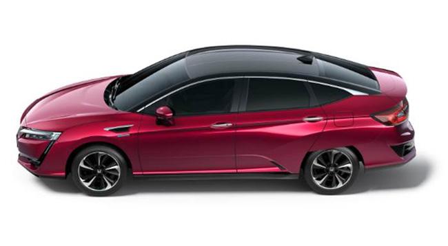 2018 Honda Clarity Plug-in Hybrid design