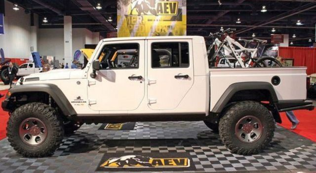 2018 Jeep Scrambler Design