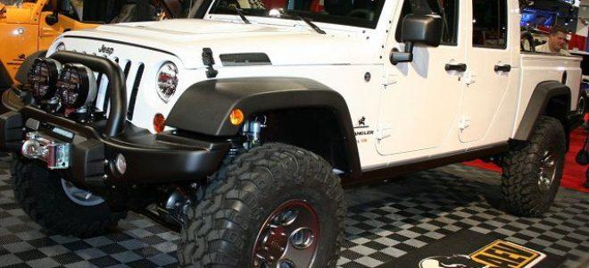 2018 Jeep Scrambler