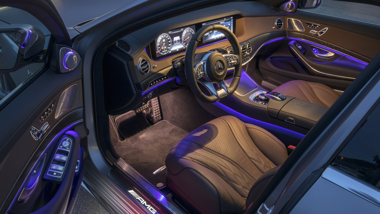 2018 Mercedes Benz S Class Release Date Interior