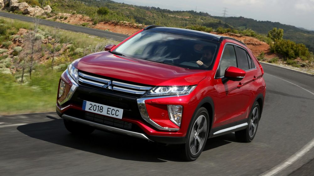 Best Mileage Suv >> 2018 Mitsubishi Eclipse Cross * Price * Specs * Interior ...