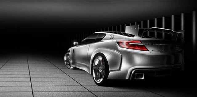 2018 Nissan Silvia design