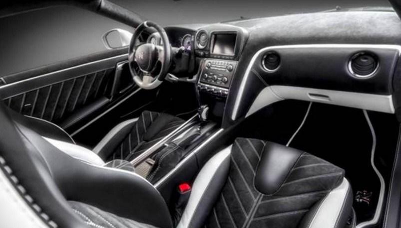 2018 Nissan Z35 interior