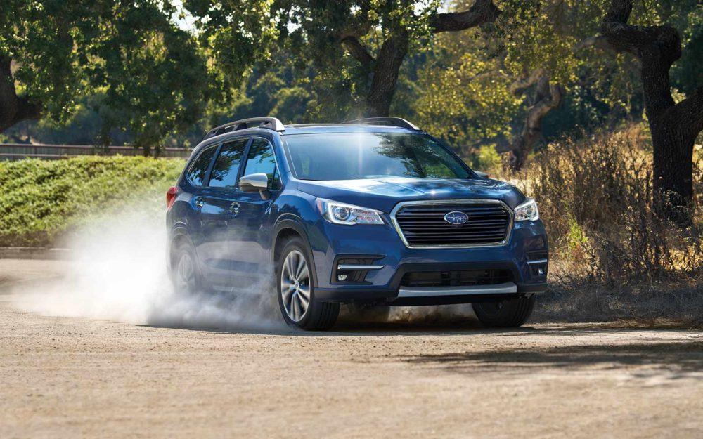 Honda Pilot Offers >> 2018 Subaru Ascent Price * Release date * Performance * Specs