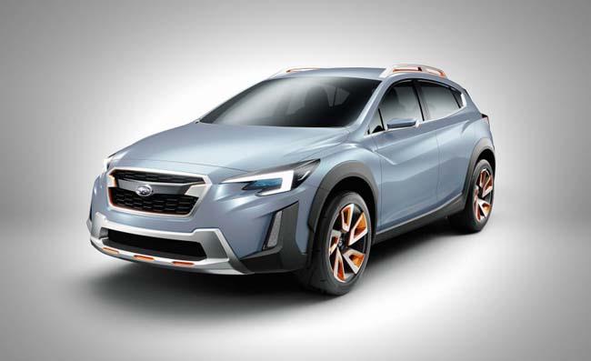 2018 Subaru XV design
