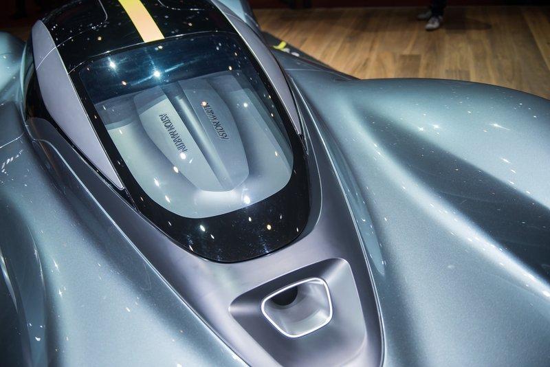 2019 Aston Martin Valkyrie AMR PRO Engine