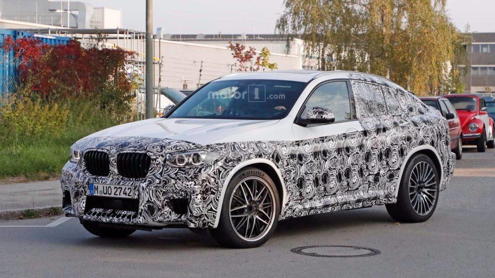 2019 BMW X4 M