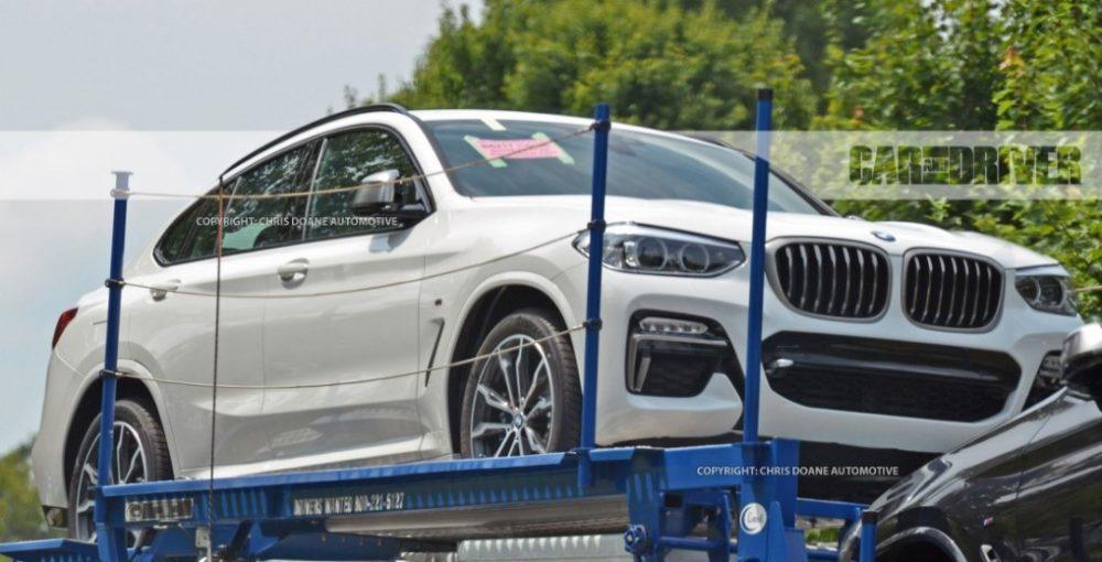 2019 BMW X4 M Exterior