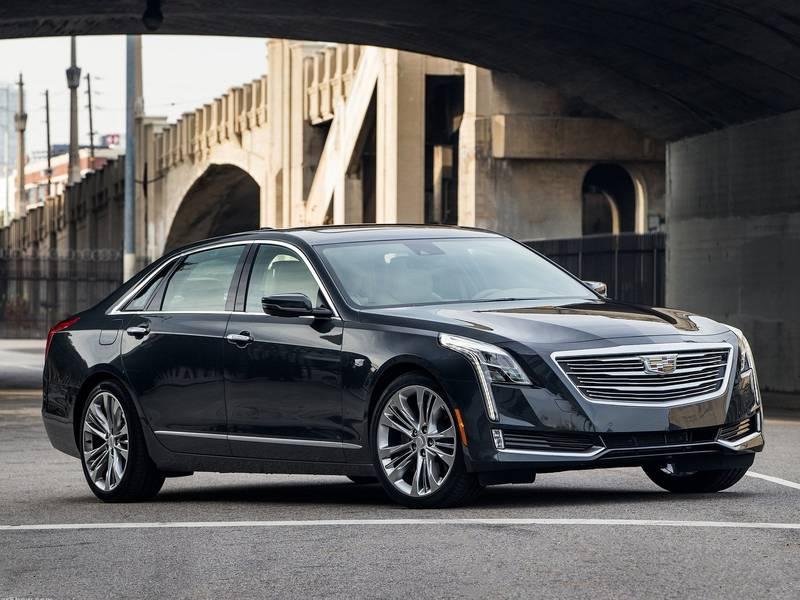 2019 Cadillac Ct6 Price Specs Interior Exterior