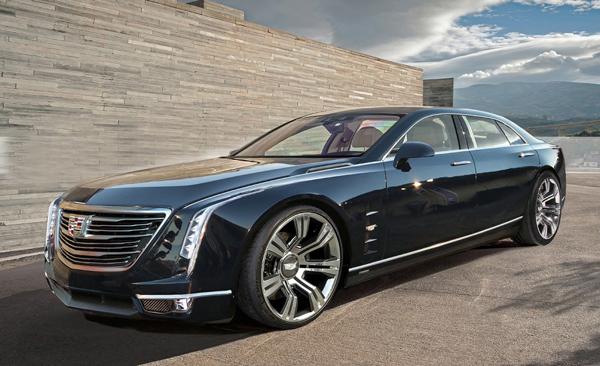 2019 Cadillac CT8 Price * Release date * Engine * Design
