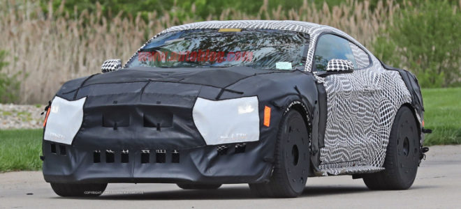 2019 Ford Mustang GT500