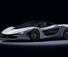 2019 McLaren P15
