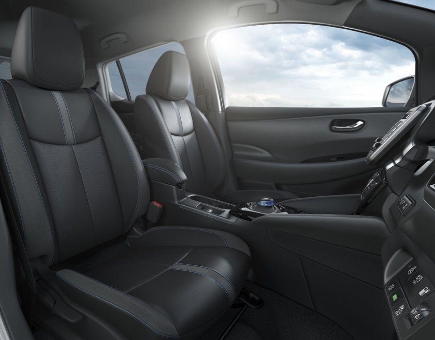 2019 Nissan Leaf * Release date * Price * Specs * Design ...