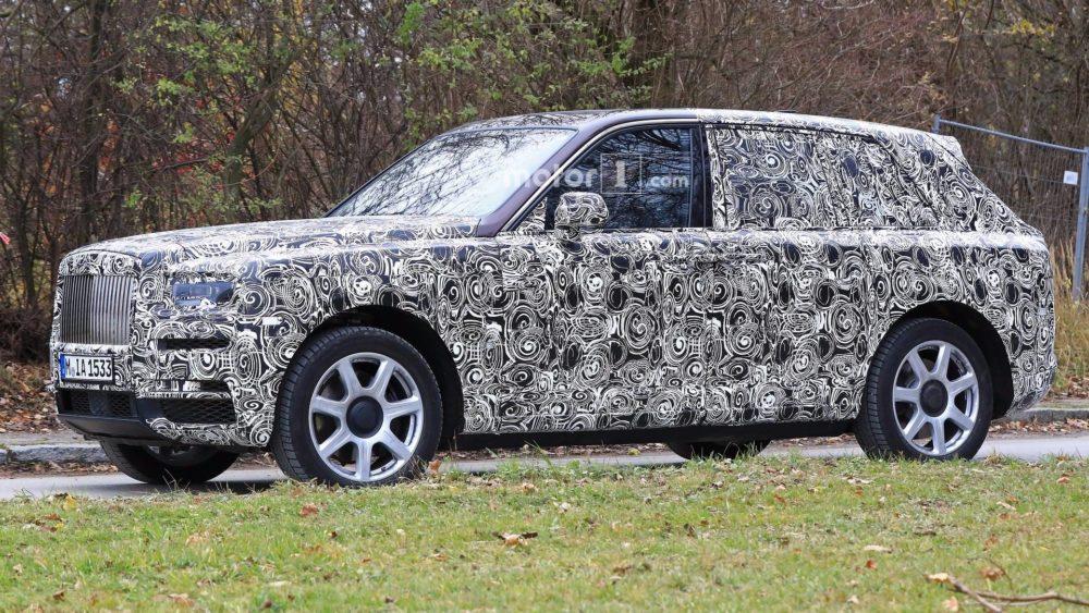 2019 Rolls-Royce Cullina Design