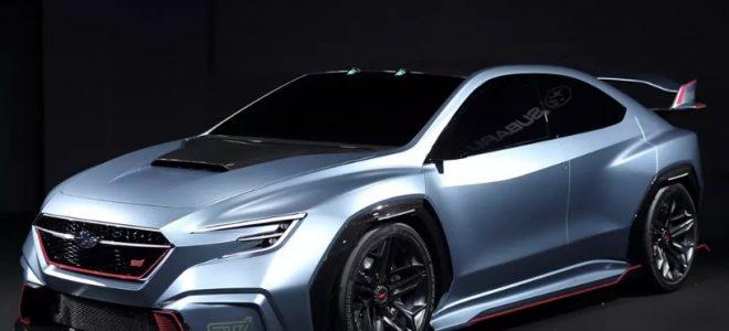 2019 Subaru WRX * Price * Release date * Specs * Engine ...