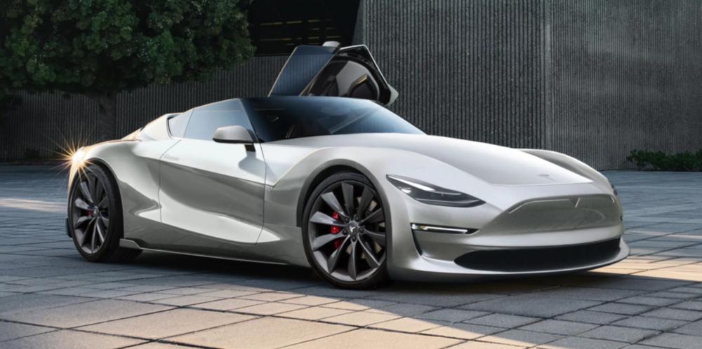 2019 Tesla Roadster