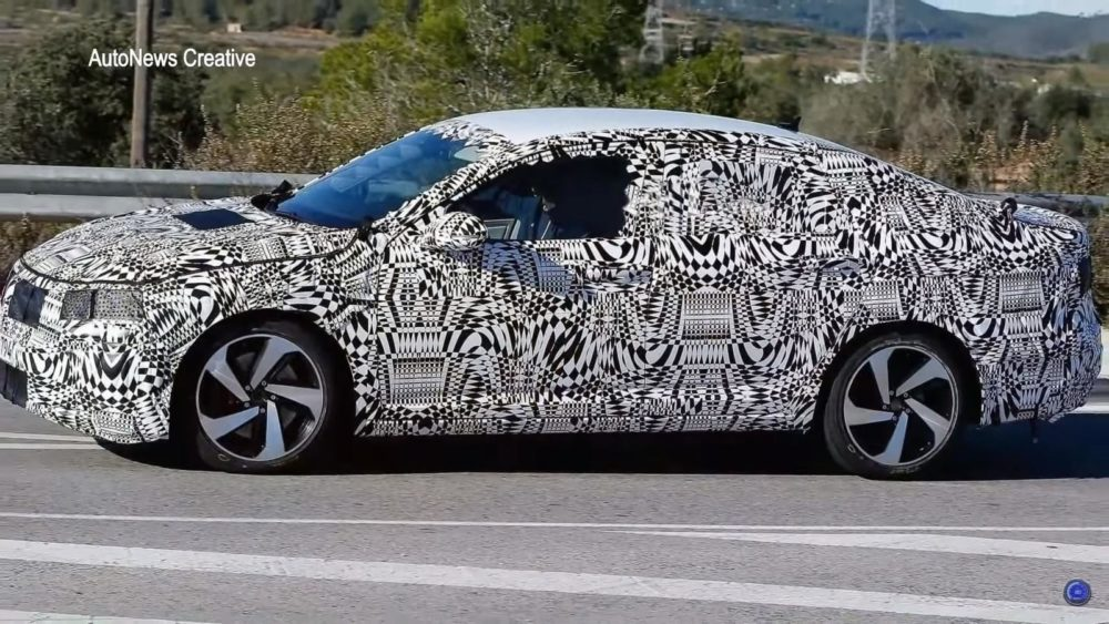 2019 Volkswagen Jetta Design