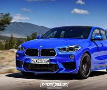 2020 BMW X2 M