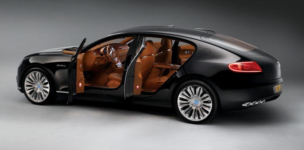 2020 Bugatti Galibier design