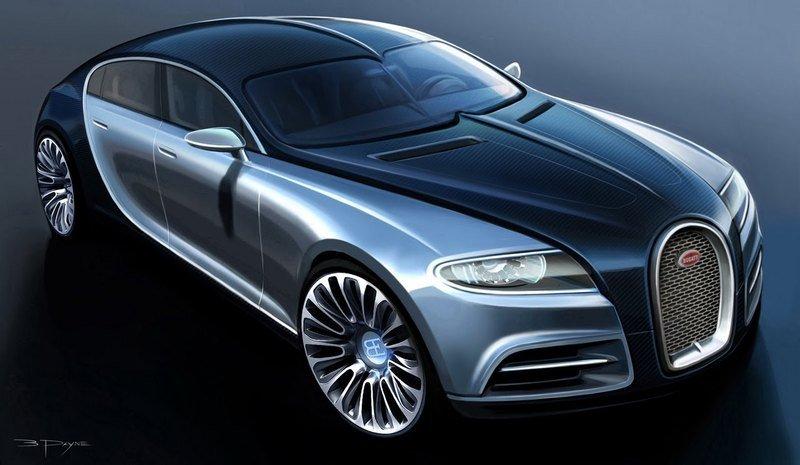2020 Bugatti Galibier – Pure Luxury