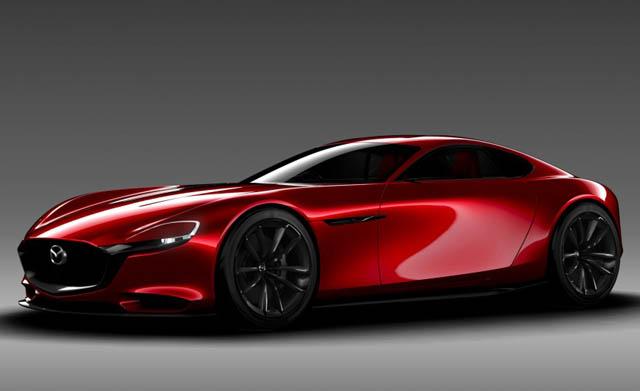 2020 Mazda RX-9 Exterior