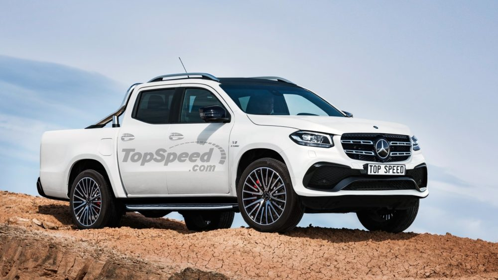 2020 Mercedes X Class Amg Price Release Date Specs