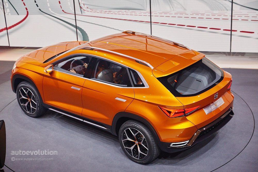 2020 Seat Suv Coupe Release Date Price Design