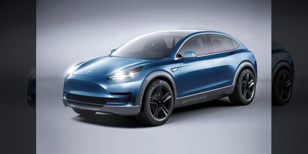 2020 Tesla Modely Y