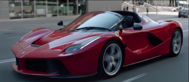 Ferrari LaFerrai Aperta