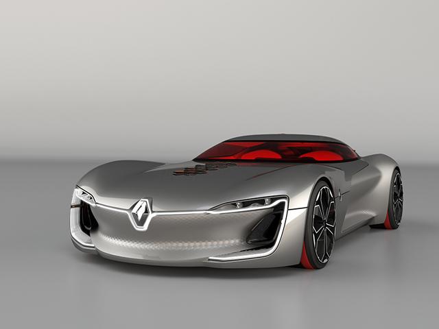 Renault Trezor Concept * Design * Price * Release date * Specs ...